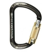 KONG Steel X-Large D TriLock Steel Sleeve Carabiner