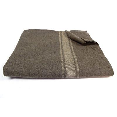 Italian Army Style Wool Blanket