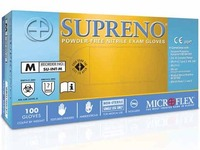 Supreno Nitrile Powderfree Gloves - Bx/100