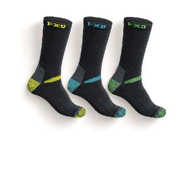 FXD SK-2 4PK Socks 7-12