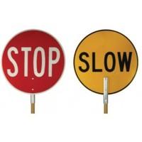 Stop-Slow Bats - Wooden Handle