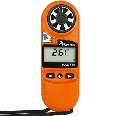 Kestrel 3550 Fire Weather Meter