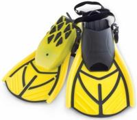 US Diver Shredder SAR Fins - Yellow