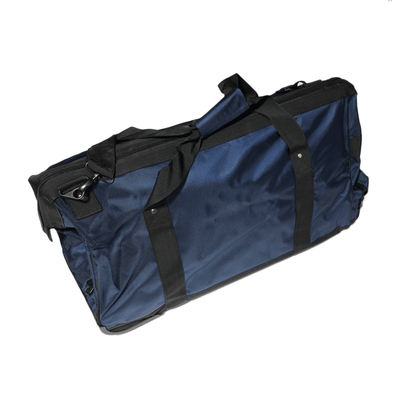 Turnout Kit Bag with Wheels - Blue