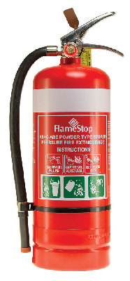 Flamestop 4.5kg Dry Powder Fire Extinguisher