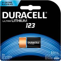 Duracell 3v Lithium Battery