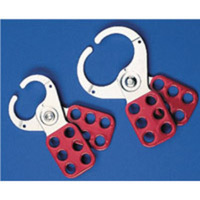 Safety Lockout Hasp - 25mm Diameter Jaws