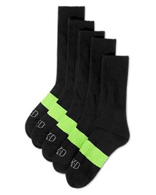 FXD SK-6 5PK Work Socks 7-12