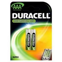 Duracell AAA 2pk Rechargable