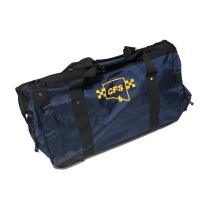 CFS Turnout Wheelie Bag Blue