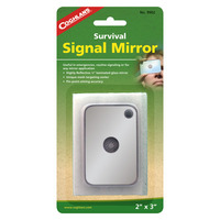 Coghlans Survival Signal Mirror with See Through Centre