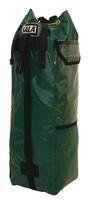SALA Medium GREEN PVC Rope Bag - holds 100m x 11mm or 50m x 13mm