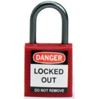 Brady Compact Lockout Padlock