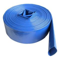 Blue 50mm PVC Layflat Hose