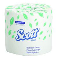 Scott Toilet Tissue - 95% Recycled, 2 ply