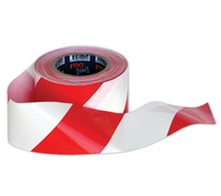 Barricade Tape Red-White