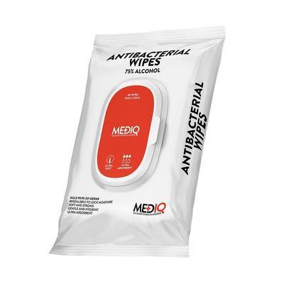 Antibacterial Wipes 80 pack
