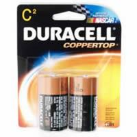 Duracell C Coppertop Batteries - 2pk