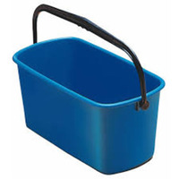 Decontamination Bucket to Suit Decon Broom