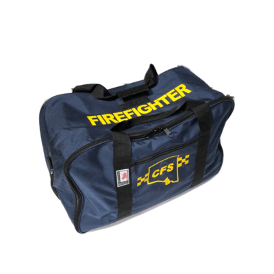 CFS Turnout Bag Blue