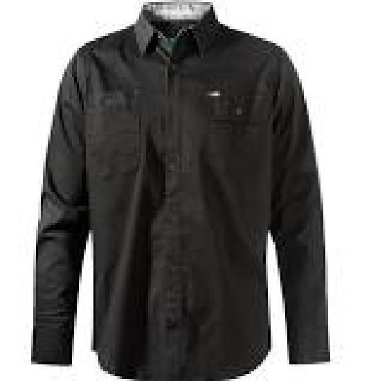 FXD LSH-1 Work Shirt - Black