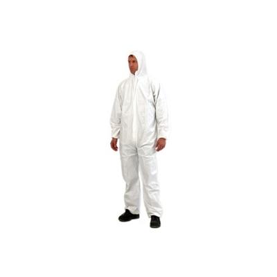BarrierTech Provek Coveralls White