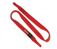 2m x 50mm Flat Snake Sling - Red, Blue, Black or Orange